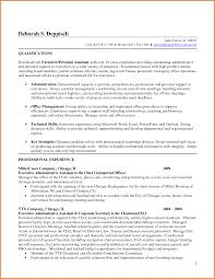 Resume Samples Executive Assistant by Executive Assistant To Ceo Resume Sample Free Resume Example And
