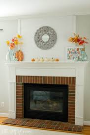 8 gorgeous fall mantle designs