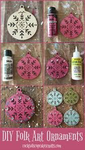 627 best diy christmas tree ornaments inspiration images on