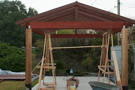 Roofing For Pergola by Most Decorative Pergola Roof Thediapercake Home Trend
