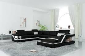canapé d angle design pas cher canapé d angle panoramique en cuir italien design et pas cher york