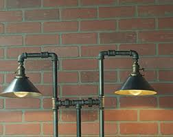 Edison Bulb Floor Lamp Etsy Gifts Lamps Contemporary Rustic Industrial Lamp Vintage