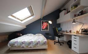 chambre moderne ado couleur de chambre ado