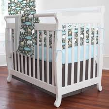 Boy Nursery Bedding Set by Modern Nursery Bedding