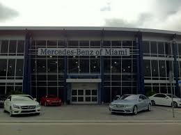 mercedes showroom exterior mercedes benz of miami service center 1200 nw 167th street suite a
