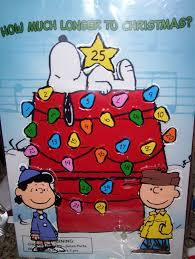 peanuts characters christmas peanuts gelz window clings christmas advent calendar