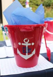 Nautical Party Theme - nautical birthday