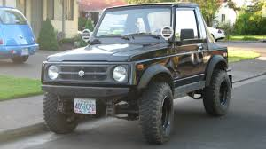 suzuki samurai lifted bullfrog61 1992 suzuki samurai specs photos modification info at