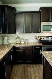 Espresso Cabinets Kitchen Kitchen Design Kitchen Counters Reno Ideas Espresso Cabinets