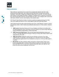 target disaster recovery plan used on black friday 2013 vce white paper vblock systems and healthcare information technology u2026