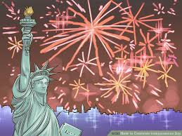 3 ways to celebrate independence day wikihow
