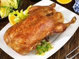 canard cuisine canard rôti recette aftouch cuisine