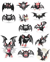 kiddie cartoon halloween background bat pictures vector more halloween theme bats witches more