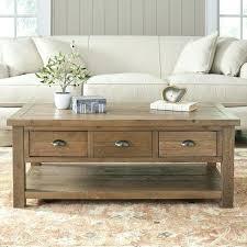 ash coffee table with drawers coffee table drawers iblog4 me