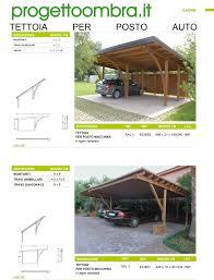 tettoia auto legno tettoia per posto auto pircher