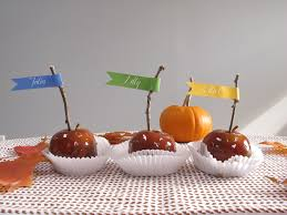 thanksgiving name tags 11 diy edible thanksgiving table favors u2013 forkly