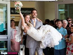 dillard bridal duggar dillard and husband derick s covenant marriage