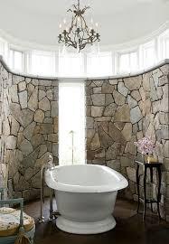 Antique Bathroom Decorating Ideas Bathroom Inspiring Antique Stone Wall Bathroom Decoration Idea