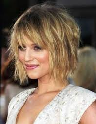 short hairstyles with a lot of layers photos short layered hair with bangs women black hairstyle pics