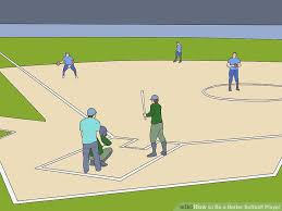 How To Build A Baseball Field In Your Backyard 5 Ways To Be A Better Softball Player Wikihow
