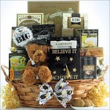 graduation gift basket gift baskets for at premier home gifts