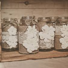 burlap wedding ideas 10 lace and burlap wedding centerpieces lace and burlap wedding