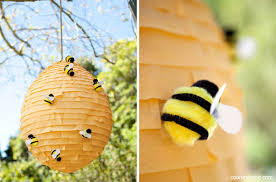 bumblebee pinata one pretty pin beehive piñata chickabug