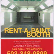 rent a photo booth rent a paint booth shops 2427 nw 11 mile ave gresham or