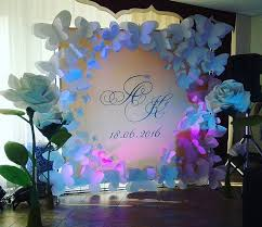 wedding anniversary backdrop 243 best фотосесія images on paper flowers wedding