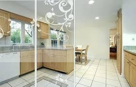 separation de cuisine en verre separation de cuisine en verre cloison en verre cuisine en