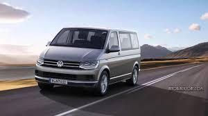 volkswagen new van 2016 volkswagen transporter t6 new generation of tdi engines