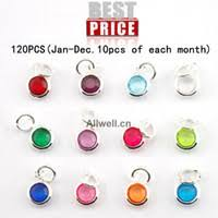 Personalized Charms Bulk Dec Birthstone Price Comparison Buy Cheapest Dec Birthstone On