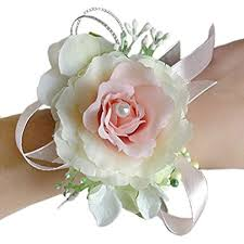 wrist corsages for prom arlai wrist corsage wristband roses wrist corsage for