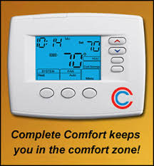 Complete Comfort Air Conditioning Air Conditioning And Furnace Sales Service And Installation