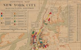 Southampton New York Map by Historic Map Shows The Manufacturing Industries Of 1919 Nyc 6sqft
