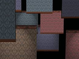 Interior Textures Second Life Marketplace Fabric And Wood Trim Interior Wall