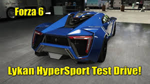 lykan hypersport price forza 6 2016 w motors lykan hypersport test drive ralph
