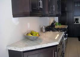 Kitchen Cabinet Cost Per Foot River White Granite