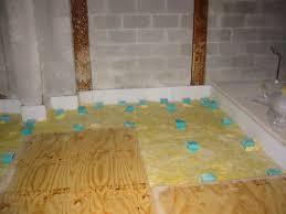 types for floating concrete floors gearslutz pro audio