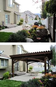 25 best before u0026 after architectural landscaping images on