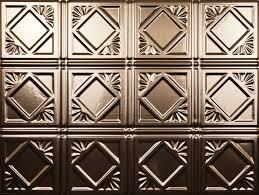 amazon com backsplash tile charleston brushed copper home u0026 kitchen