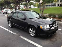 rental car review 2013 dodge avenger the truth about cars