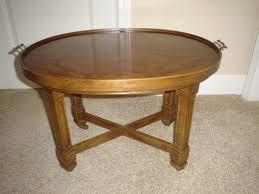 drexel coffee table drexel heritage francesca italian oval side table brass handles