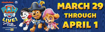 paw patrol live pittsburgh official ticket source benedum