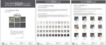 Shades Of Grey Paint The Best Shades Of Gray Paint For A Home Exterior U2013 Davinci Roofscapes
