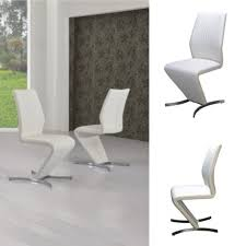 White Faux Leather Chair Isabella Z Chair Black With White Strip Furniture Mill Outlet