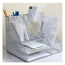 Wire Mesh Desk Accessories Silver Desks Accessories Netup Me