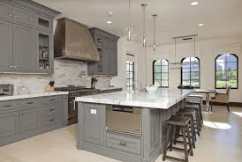 kitchen cooktops with undermount sink also brass pendant light
