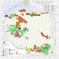 Gas Map Surowce Mineralne