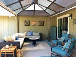 Outdoor Room With Casual Vibes Take A Peek Into My Own Backyard - Design my own backyard